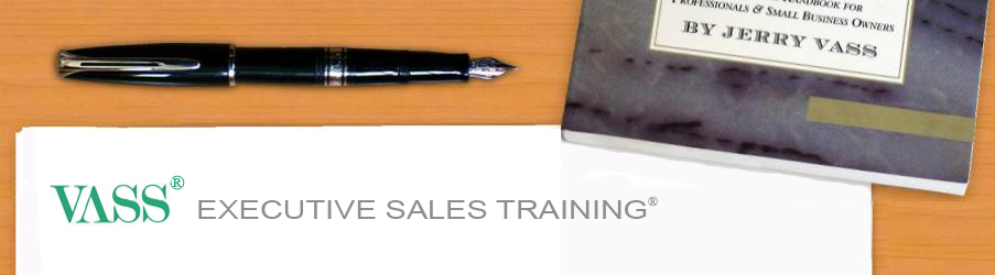 vass sales training